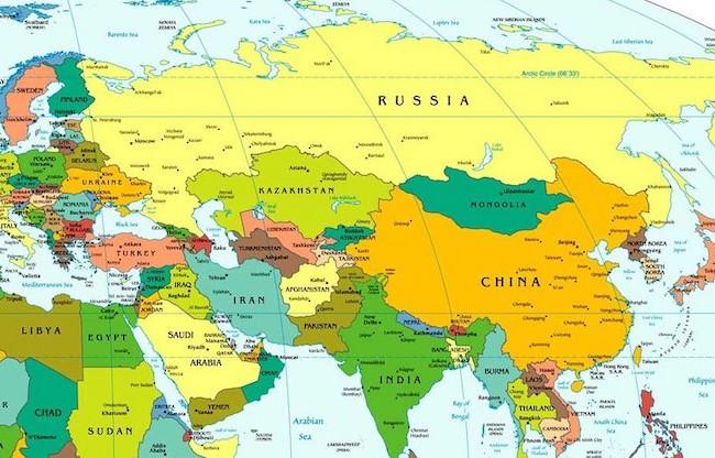 Постсоветское пространство как locus missiologicus