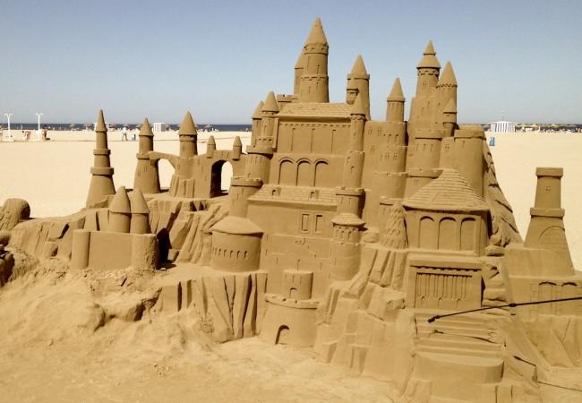 Замки из песка. Ответ Ю.Стасюка В.Шленкину (часть 1)