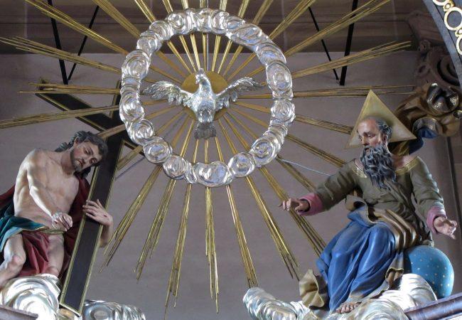 Христианский Бог есть Троица (статья 5)