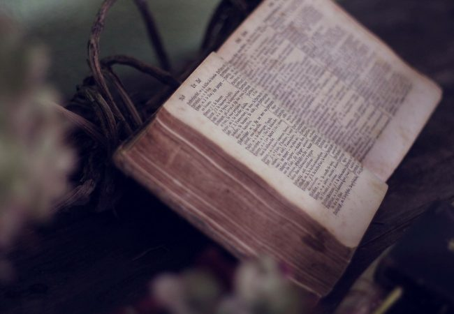 Переводы Библии или текст оригинала?