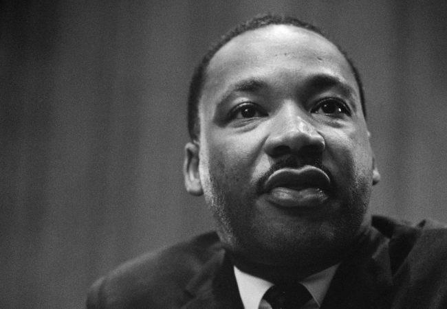 Вспоминая о Мартине Лютере Кинге Младшем