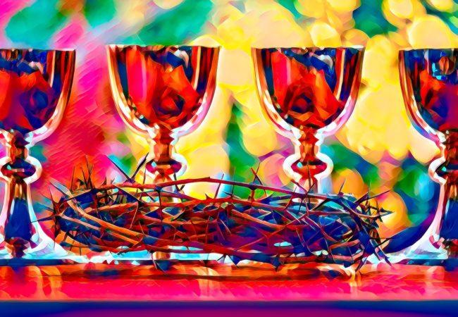 Искушение переосмысления Вечери Господней в онлайн формате