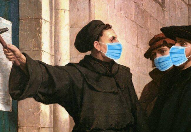 Церковь во время пандемии. Новые возможности для продолжающейся Реформации